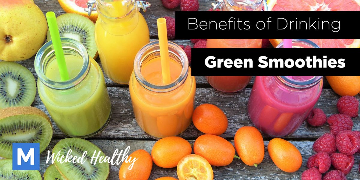 Benefits of Drinking Green Smoothies