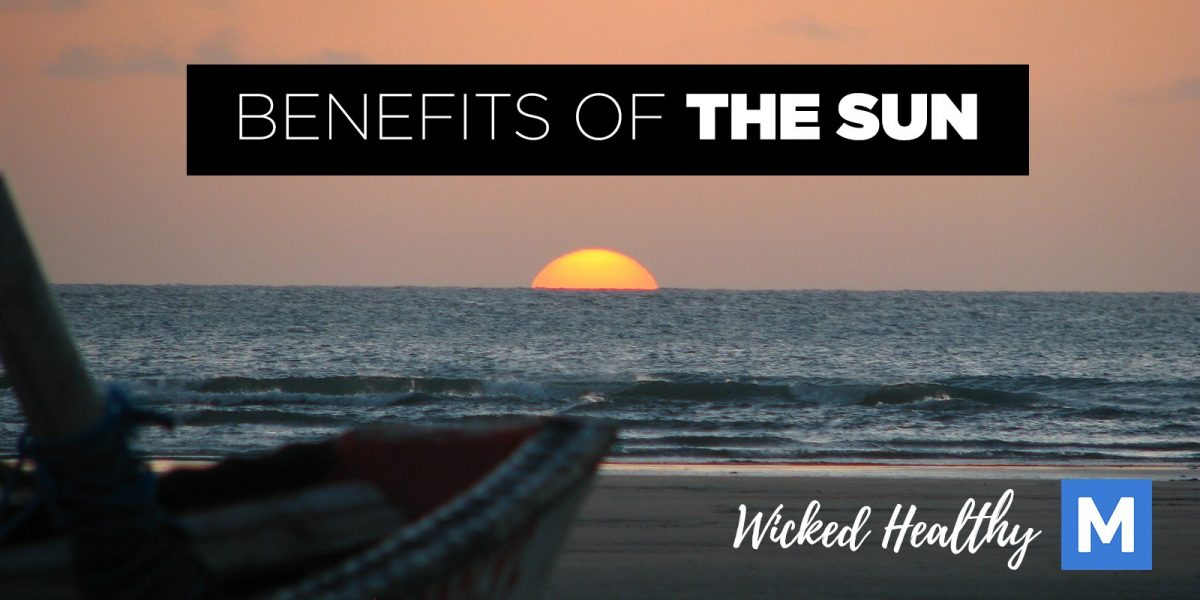 Benefits of the Sun